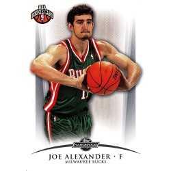 JOE ALEXANDER 2008-09 TOPPS HARDWOOD ROOKIE /2009