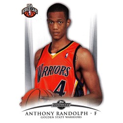 ANTHONY RANDOLPH 2008-09 TOPPS HARDWOOD RC /2009