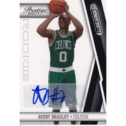 """AVERY BRADLEY 2010-11 PRESTIGE """" BONUS SHOT """" RC AUTO /99"""