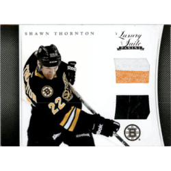 SHAWN THORNTON 2012-13 PANINI LUXURY SUITE DUAL PATCH
