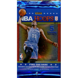 2012-13 PANINI NBA HOOPS PAQUET RETAIL