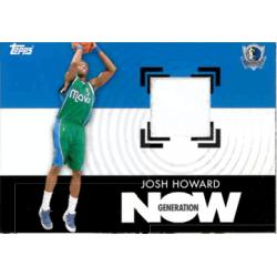 JOSH HOWARD 2006-07 GENERATION NOW JERSEY