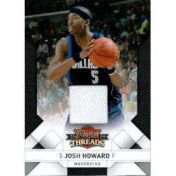 JOSH HOWARD 2009-10 PANINI THREADS JERSEY /100