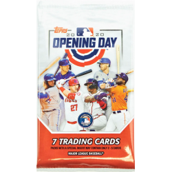 2020 TOPPS OPENING DAY BASEBALL PACK