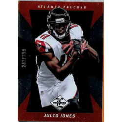 JULIO JONES 2013 LIMITED /399