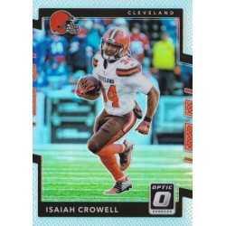 ISAIAH CROWELL 2017 PANINI OPTIC HOLO