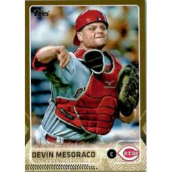 DEVIN MESORACO 2015 TOPPS GOLD /2015