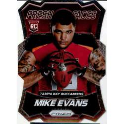 MIKE EVANS 2014 FRESH FACES ROOKIE