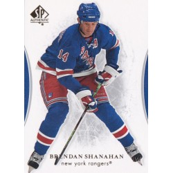 BRENDAN SHANAHAN 2007-08 UPPER DECK SP AUTHENTIC