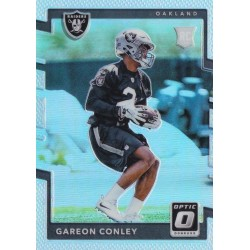 GAREON CONLEY 2017 PANINI OPTIC HOLO ROOKIE