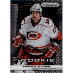 JARED STAAL 2013-14 PANINI PRIZM ROOKIE