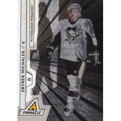 ZBYNEK MICHALEK 2010-11 PANINI PINNACLE RINK COLLECTION