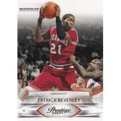 PATRICK BEVERLEY 2009-10 PANINI PRESTIGE ROOKIE