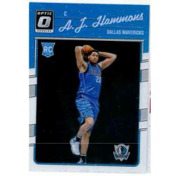A.J HAMMONS 2016-17 DONRUSS OPTIC ROOKIE