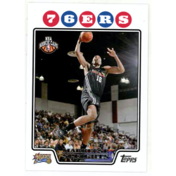 MARREESE SPEIGHTS 2008-09 TOPPS ROOKIE