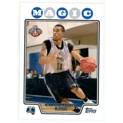 COURTNEY LEE 2008-09 TOPPS ROOKIE