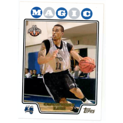 COURTNEY LEE 2008-09 TOPPS GOLD ROOKIE