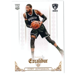 CORY JEFFERSON 2014-15 PANINI EXCALIBUR ROOKIE