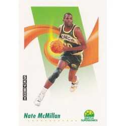 NATE McMILLAN 1991-92 SKYBOX