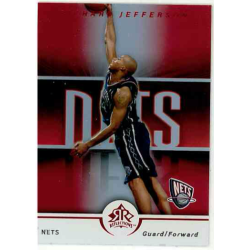 RICHARD JEFFERSON 2005-06UD REFLECTIONS RED /100