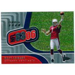 MATT LEINART 2006 TOPPS INSERT NFL 8306