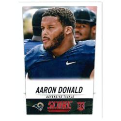 AARON DONALD 2014 PANINI INSERT NFL ROOKIE