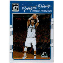 GORGUI DIENG 2016-17 PANINI OPTIC DONRUSS