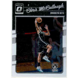 CHRIS MCCULLOUGH 2016-17 PANINI OPTIC DONRUSS