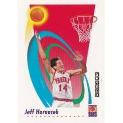 JEFF HORNACEK 1991-92 SKYBOX