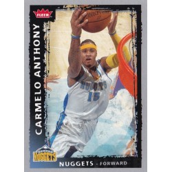CARMELO ANTHONY 2008-09 FLEER