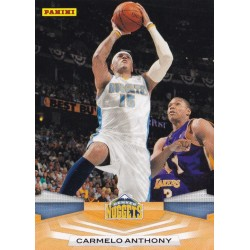 CARMELO ANTHONY 2009-10 PANINI