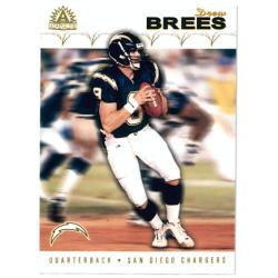 DREW BREES 2002 PACIFIC ADRENALINE