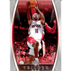 T.J FORD 2006-07 UPPER DECK TRILOGY