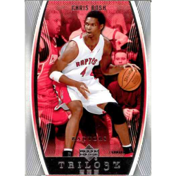 CHRIS BOSH 2006-07 UPPER DECK TRILOGY