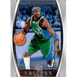 JASON TERRY 2006-07 UPPER DECK TRILOGY