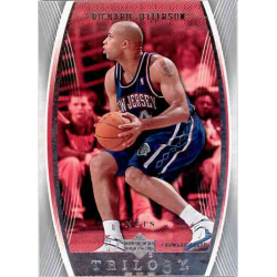 RICHARD JEFFERSON 2006-07 UPPER DECK TRILOGY