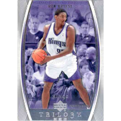 RON ARTEST 2006-07 UPPER DECK TRILOGY