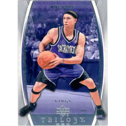 MIKE BIBBY 2006-07 UPPER DECK TRILOGY