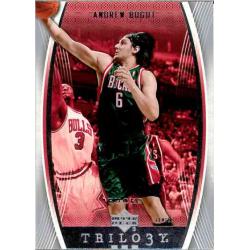 ANDREW BOGUT 2006-07 UPPER DECK TRILOGY