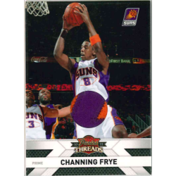 CHANNING FRYE 2010-11 PANINI THREADS PRIME PATCH /50