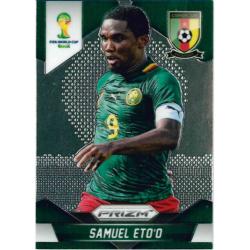 SAMUEL ETO'O 2014 PANINI PRIZM WORLD CUP
