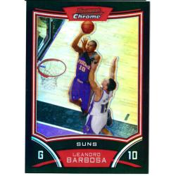 LEANDRO BARBOSA 2008-09 BOWMAN CHROME REFRACTOR /499