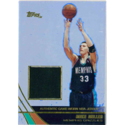MIKE MILLER 2004 TOPPS JE JERSEY