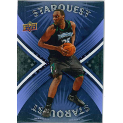 AL JEFFERSON 2008-09 UPPER DECKSTARQUEST RARE