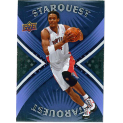 CHRIS BOSH 2008-09 UPPER DECKSTARQUEST RARE