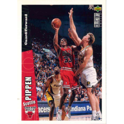 SCOTTIE PIPPEN 1996-97 COLLECTOR'S CHOICE