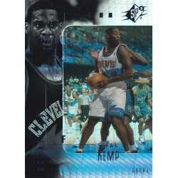SHAWN KEMP 1999 UPPERDECK SPX RADIANCE 11 001/100