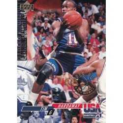 TIM HARDAWAY 1994 UPPER DECK USA GOLD MEDAL 16