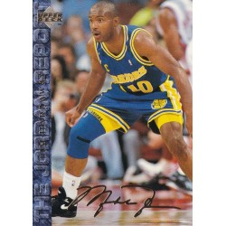 TIM HARDAWAY 1994 UPPER DECK USA 17