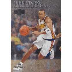 JOHN STARKS 1999-00 SKYBOX METAL